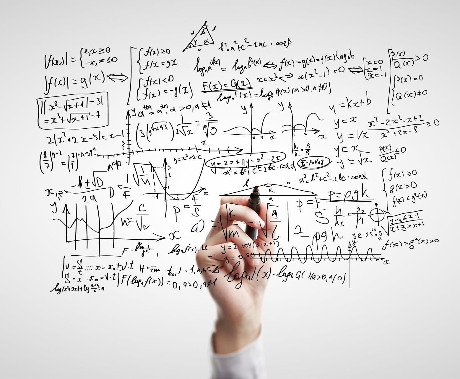 数学の方程式